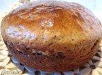 Хлеб шведский заварной на закваске