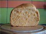 Томатный хлеб с зеленым луком и французскими травами (хлебопечка)