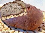 Хлеб сметанный с анисом на закваске