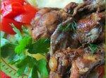 Курица в бальзамическом уксусе