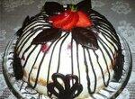 Торт Клубничная радость