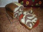 Хлеб-Шоколадно-ванильная фантазия (хлебопечка)