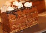 Торт шоколадно-ореховый (без муки)