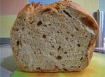 Воздушный заквасочный хлеб