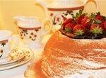 Торт по мотивам Zuccotto toscano