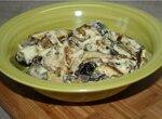 Соус грибной со сливками