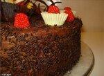 Торт Королевский шоколадный