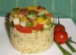 Салат «Булгур»