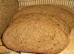 Хлеб пшенично-ржаной с ржаным солодом (духовка)