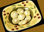 Волшебный картофель запеченный  на плите