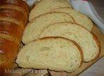 Батон на картофеле (духовка)