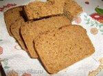 Хлеб ржано-пшеничный (полба) на картофеле (духовка)