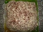 Торт фруктовый Нежность (без выпечки)