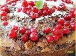 Пирог ягодный Летний