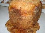 Хлеб пшенично-ржаной с рыжиковым маслом. (в хлебопечке)