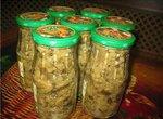 Баклажаны под грибы «Любимые»