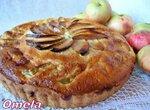 Пирог яблочный «По-французски»
