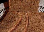 Ржаной хлебушек по-московски в хлебопечке