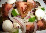 Салат из томатов Кумато