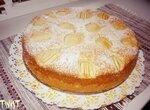 Цюрихский пасторский пирог с яблоками