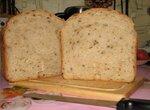 Итальянский хлеб со смесью Чиабатта в хлебопечке