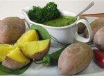 Зелёный канарский соус Mojo verde