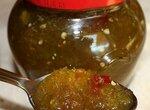 Обалденный джем из зеленых помидор
