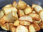 Картофель в аэрофритюрнице