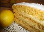 Крем заварной яблочно-лимонный
