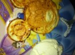 Сырники в вафельнице