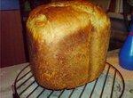 Луковый хлеб из муки 1-ого сорта