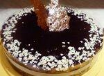 Торт миндально-шоколадный  Мужской каприз