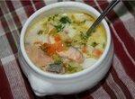 Шведский рыбный суп