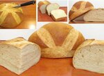 Хлеб Белая гора (Beth Hensperger) (духовка)