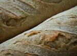 Французский багет на старом тесте / Baguette de pate fermentee (духовка)