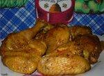 Курица варено-копченая (МВ Brand 37501)
