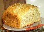 Хлеб Здоровее не бывает  в хлебопечке