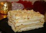 Торт Наполеон не классический