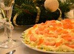 Салат Новогодняя безумка
