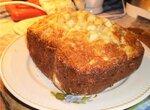 Шарлотка в хлебопечке