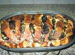 Праздничное мясо с черносливом