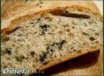 Хлеб с водорослями от Р.Бертине (духовка)