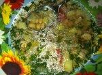 Суп из белой сухой фасоли (Cuckoo 1054)