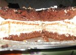 Торт Звёздное небо