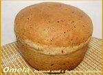 Сырный хлеб с быстрым замесом в духовке