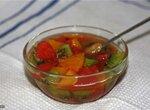 Фруктовый салат Светофор