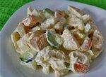 Фруктово-овощной салат от Валерии