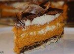 Торт Шифон в шоколаде (мастер-класс)