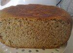 Хлеб цельнозерновой овсяно-тыквенный