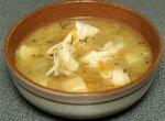 Суп гороховый с копчёной грудкой (Cuckoo 1054)